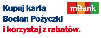 Bocian Pożyczki - gotówka w lot !.